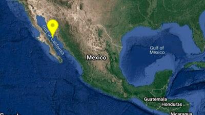 Sonora: Reportan sismo de 5.5 en Guaymas sin riesgo de tsunami