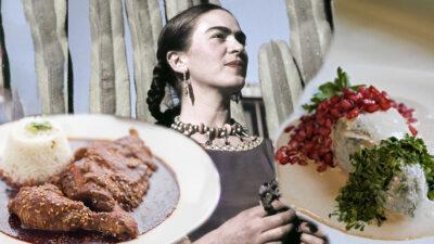 Frida Kahlo recetas