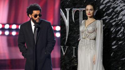 ¿Angelina Jolie y The Weeknd tienen otra cita romántica?