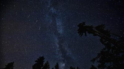 Fenómenos astronómicos agosto