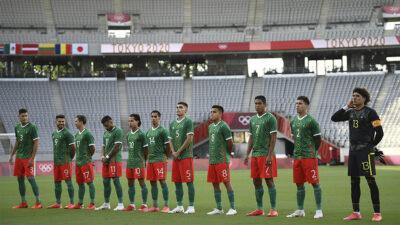 México vs Japón, cómo ver en vivo el partido del Tri en Tokio 2020