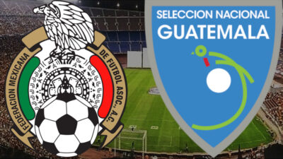 Guatemala México copa oro