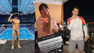 Tokio 2020: los videos más divertidos de los atletas mexicanos