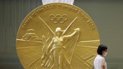 Tokio primera medalla