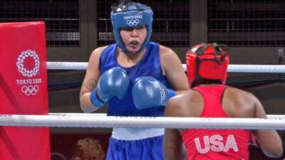 Tokio 2020: Derrotan a la boxeadora mexicana Tamara Cruz