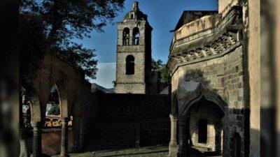 UNESCO incluye a la catedral de Tlaxcala en el Patrimonio Mundial