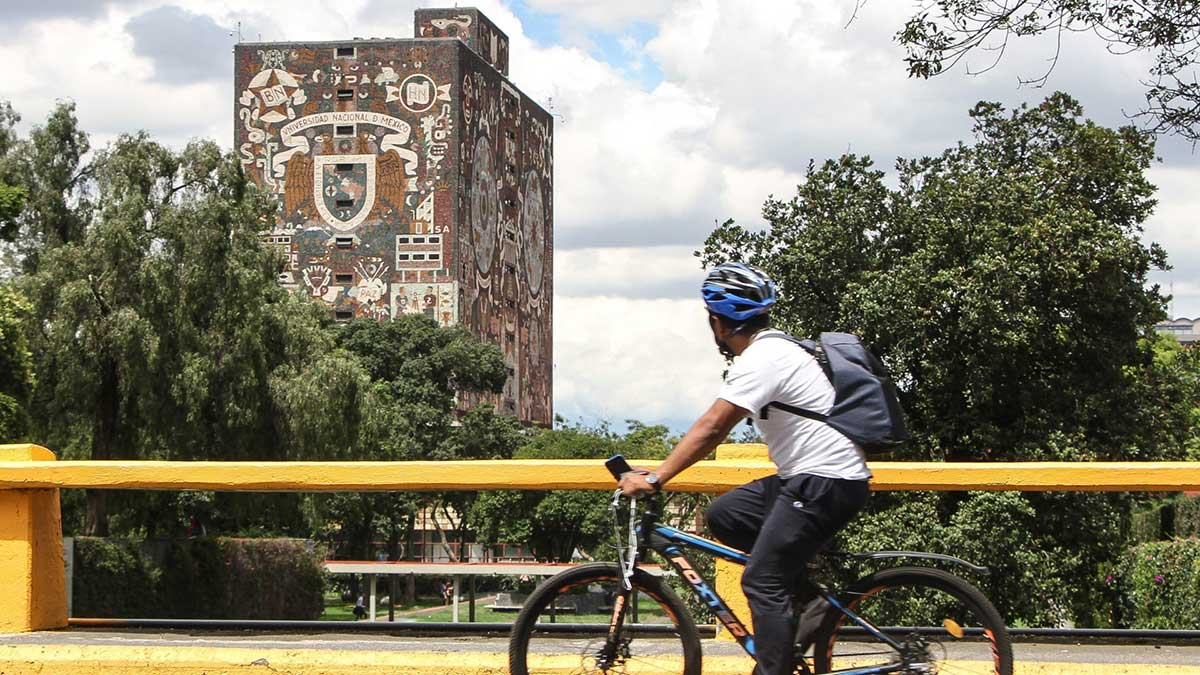 El 9 de agosto dará inicio el ciclo escolar 2021-2022 de la UNAM. Foto: Cuartoscuro