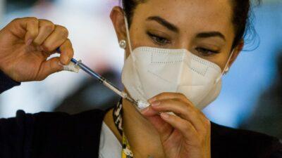 Veracruz arranca vacunación COVID de personas mayores de 18 años