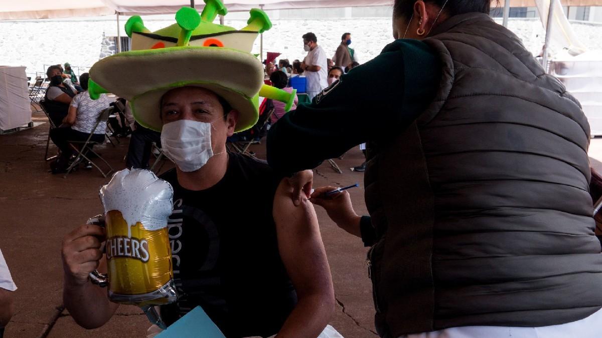 CDMX inicia vacunación COVID de treintañeros en estas alcaldías