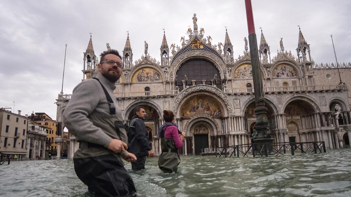 Venecia Patrimonios En Peligro