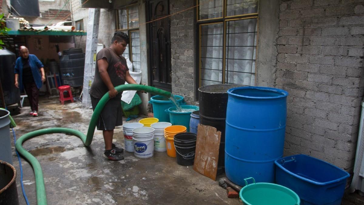 En Veracruz, 11 colonias podrían tener falta de agua; ve cuáles