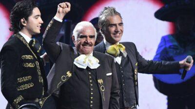 Vicente Fernandez Enfermedades
