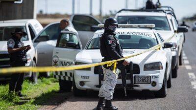 Delitos en México: se estanca combate a inseguridad, asegura Observatorio Nacional Ciudadano