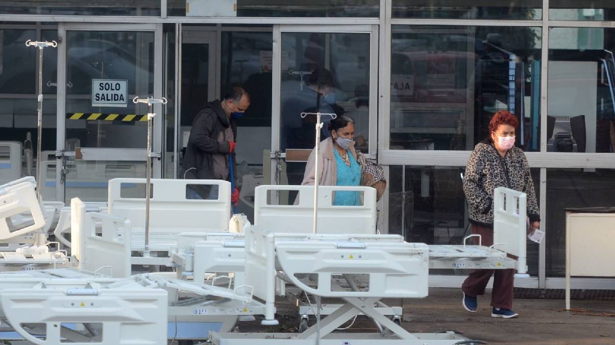 Hospital de Atizapan reabre servicio tras afectaciones por lluvia
