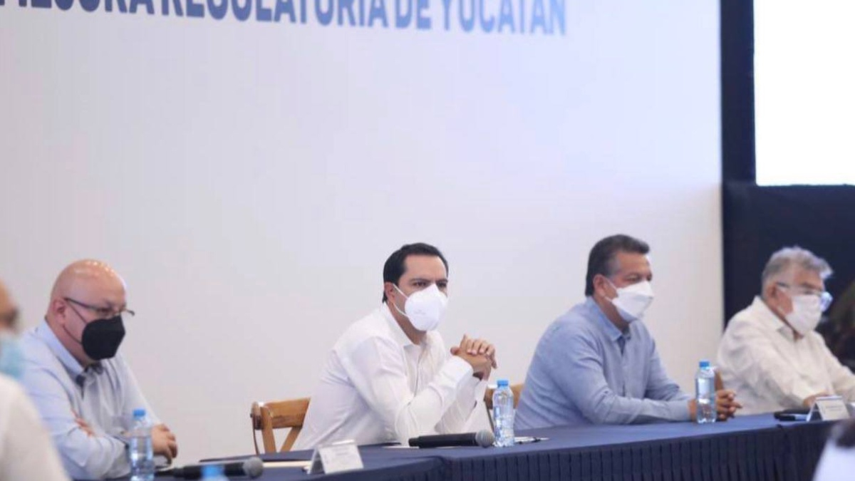 Yucatán, referente mundial en Mejora Regulatoria: Mauricio Vila Dosal
