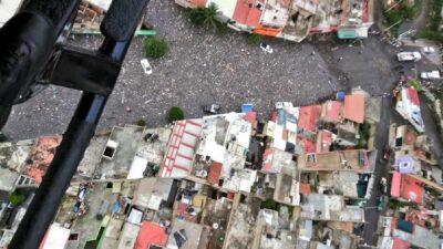 Zapopan: videos de inundaciones; hay 310 casas dañadas