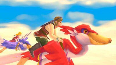 The Legend of Zelda Skyward Sword: Reseña para Nintendo Switch