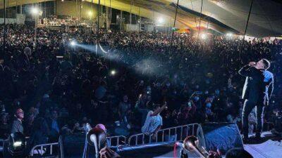 Puebla: 10 niños con COVID tras fiesta de San Salvador Huixcolotla