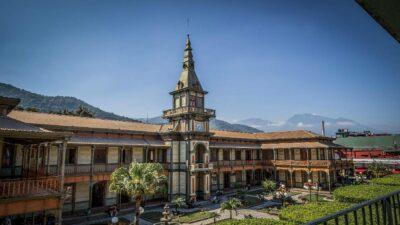 Palacio desarmable en Orizaba