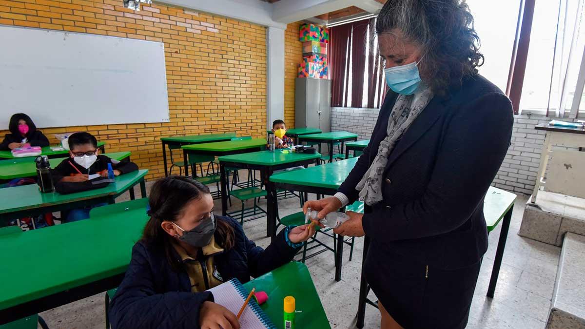 Baja California Sur: Inician ciclo escolar 2021-2022 tras paso de Nora