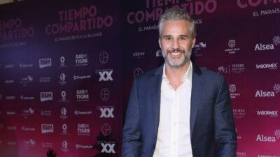¿Quién es Juan Pablo Medina, actor que fue hospitalizado por una trombosis?