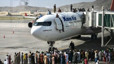 Afganistán vive una crisis; imágenes muestran situación del país