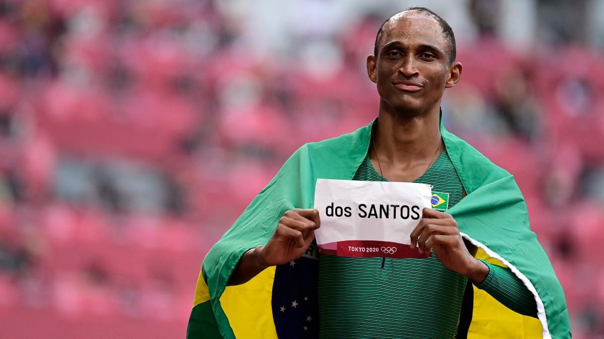 Alison Dos Santos Bronce