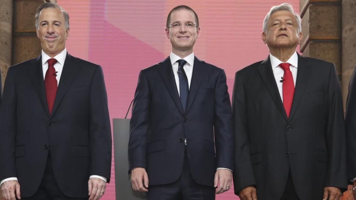 : José Antonio Meade llamó corruptó a Ricardo Anaya durante debate: AMLO