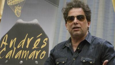 Andrés Calamaro celebra 60 años con material exclusivo