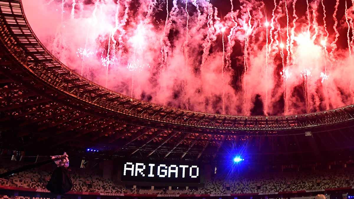 Ceremonia de clausura de los Juegos Olímpicos Tokio 2020: así fue el minuto a minuto
