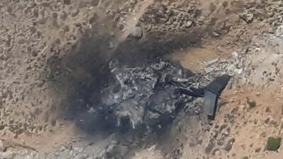 Video: avión del ejército ruso se estrella en Turquía