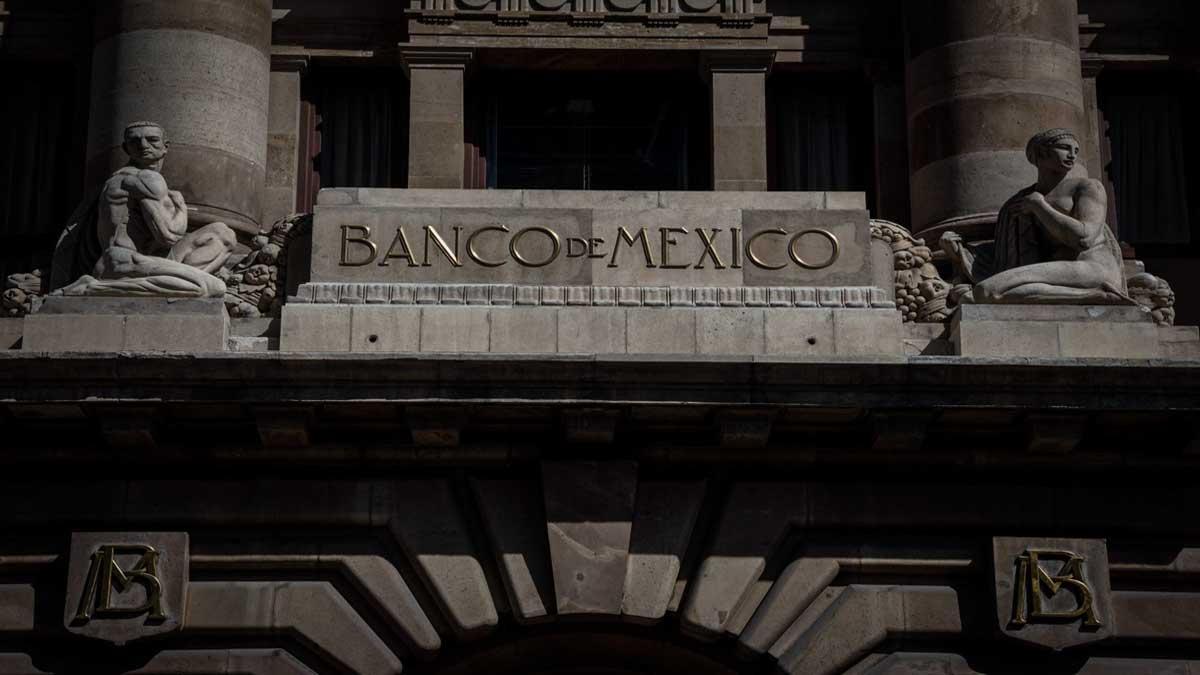 Banco de México ofrecerá subasta de financiamiento por 400 millones de dólares