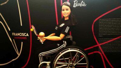 Barbie de Francisca Mardones atleta