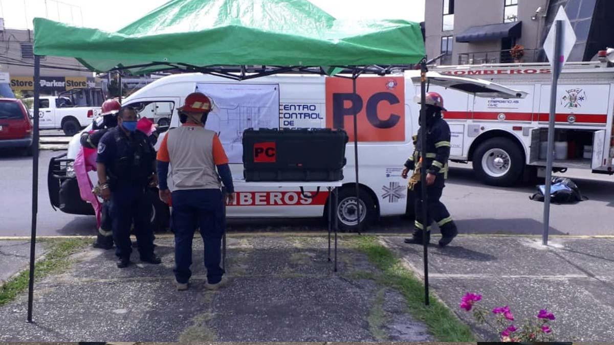 Morelos: amenaza de bomba moviliza autoridades