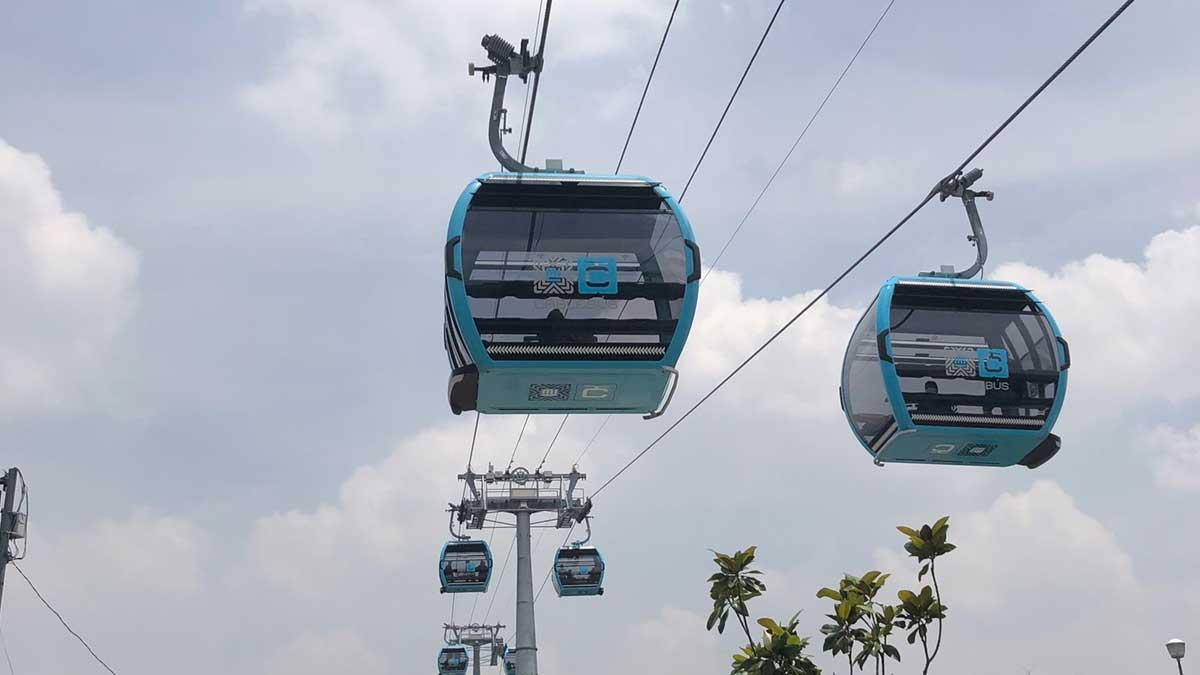 CDMX: cablebús alista inauguración de Línea 2 este domingo