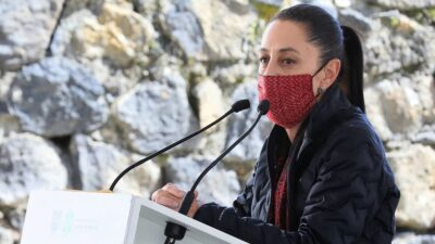 CDMX: Claudia Sheinbaum no quiere debate con Secretaría de Salud por color de semáforo