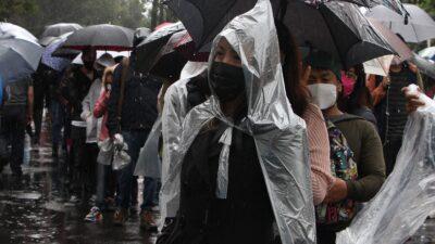 CDMX: activan alerta amarilla por lluvias en toda la capital