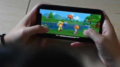 China restringe videojuegos para luchar contra la adicción a pantallas
