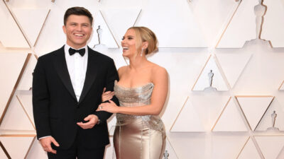 Colin Jost confirma que Scarlett Johansson está embarazada