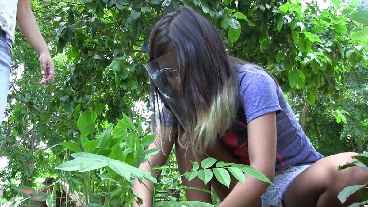 Greta Thunberg mexicana: Oriana cuida el agua en Yucatán