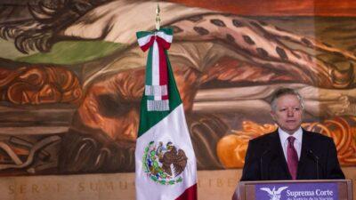 Tribunal Electoral: magistrados del TEPJF se reúnen con Arturo Zaldívar, de la SCJN