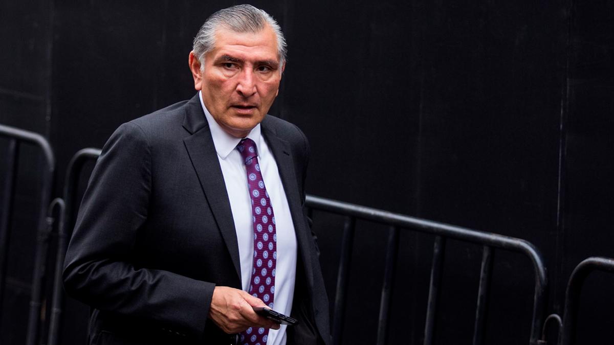 ¿Quién es Adán Augusto López Hernández, nuevo secretario de Gobernación?