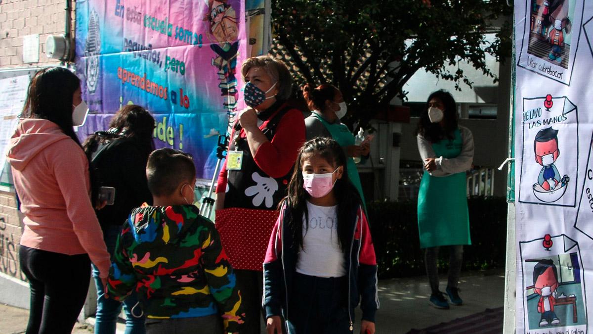Regreso a aulas: SEP respetara decisión de papas