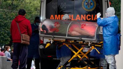 Reporte de coronavirus en México, 28 de agosto de 2021