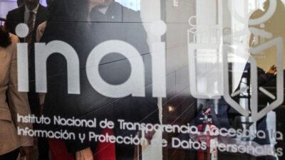 INAI instruye a FGR a entregar datos sobre comunicaciones privadas intervenidas de 2018 a 2020