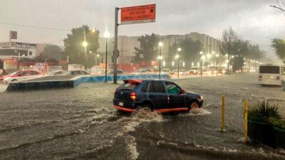 Temporada de huracanes: tormentas tropicales que afectan a México