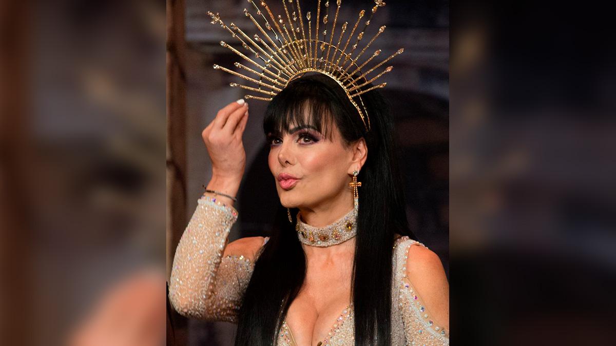 Maribel Guardia recuerda apoyo de Vicente Fernández a su carrera