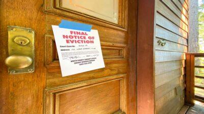 En EU, expira prohibición de desalojos que protegía millones de hogares