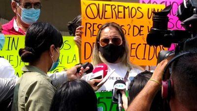 Familias de desaparecidos en carretera Monterrey-Laredo, sin respuesta