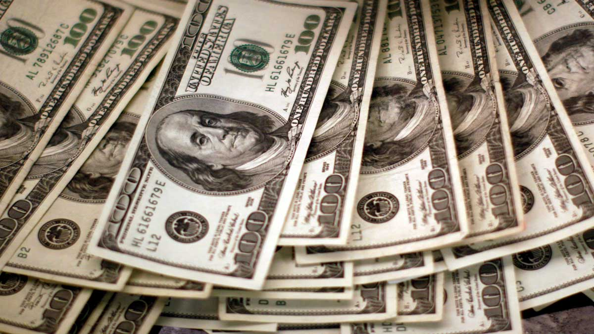 El precio del dólar hoy 30 de agosto de 2021; se cotiza en 19.89 pesos